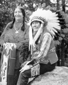 susan-walking-bear-yellowtail-with-native-american-chief
